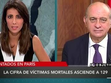 Fernández Díaz, en El Objetivo