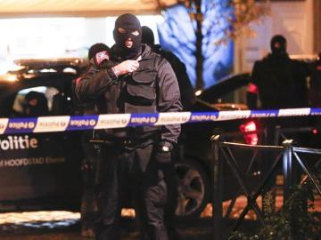 Finalizan con varias detenciones las operaciones policiales en Bruselas