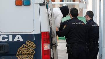 Agentes de la Policía Nacional (Archivo)