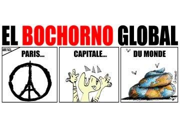 El bochorno global (30-11-2015)