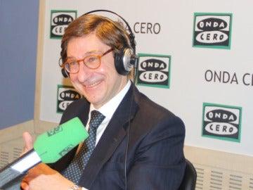 José Ignacio Goirigolzarri, en Onda Cero