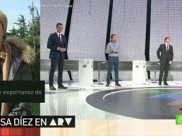 Rosa Díez, sobre el debate 7D