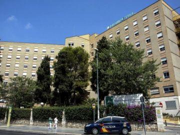 Imagen del Hospital Regional de Málaga