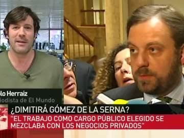 Pablo Herraiz, periodista de El Mundo