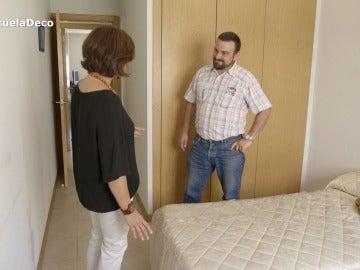 Fernando recibirá a su hija en su casa