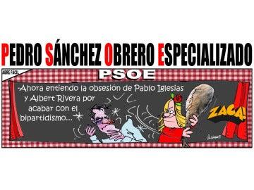 Pedro Sánchez Obrero Especializado