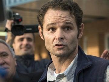 El ciudadano holandés Romano Liberto Van Der Dussen, encarcelado desde hace doce años