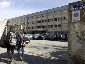 Exterior del colegio Valdeluz