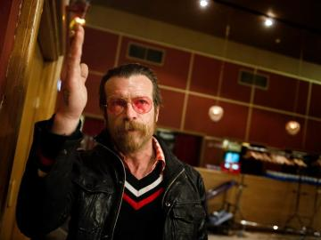 Jesse Hughes, líder de Eagles of Death Metal