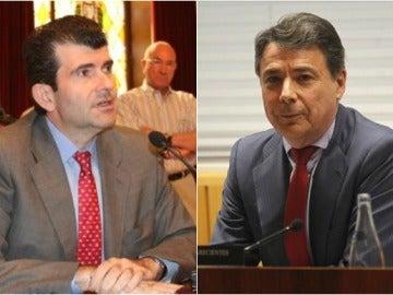 Bartolomé González e Ignacio González
