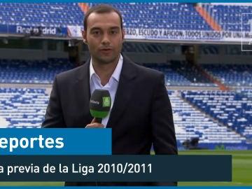 """2011. La """"spider-cam"""", el fichaje estrella de la Liga - Deportes - laSexta 15º aniversario"""