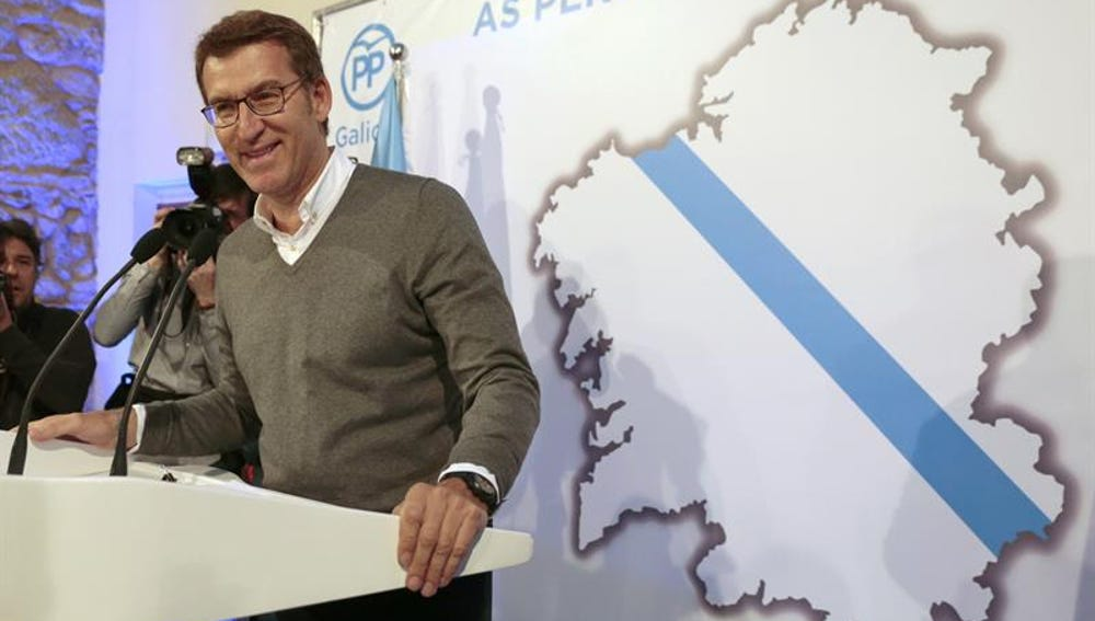 Feijóo optará a seguir al frente del PPdeG y a un tercer mandato en la Xunta
