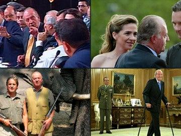 La última década del rey Juan Carlos