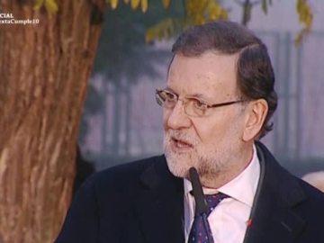 Rajoy, uno de los protagonistas de los virales en España