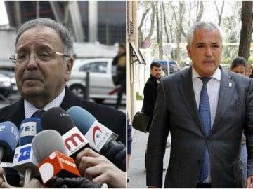 Migel Bernad y Luis Pineda