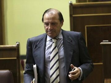 El exdiputado del PP, Vicente Martínez-Pujalte