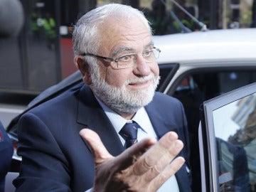Juan Cotino en una imagen de archivo