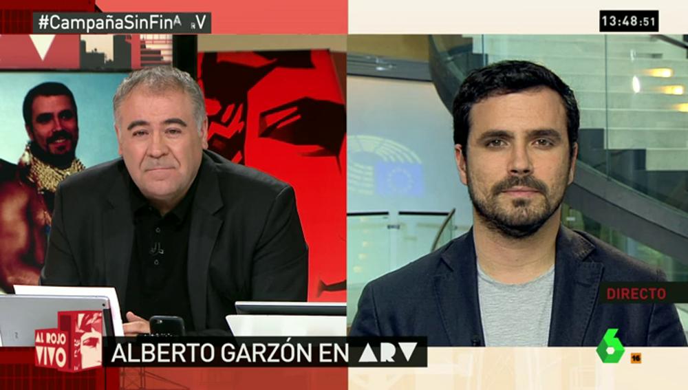 Garzón en ARV