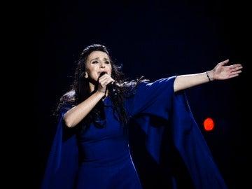 Ucrania gana Eurovisión con una canción con tintes políticos