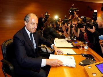 El expresident de la Generalitat, Francisco Camps
