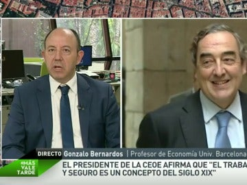 Gonzalo Bernardos en MVT