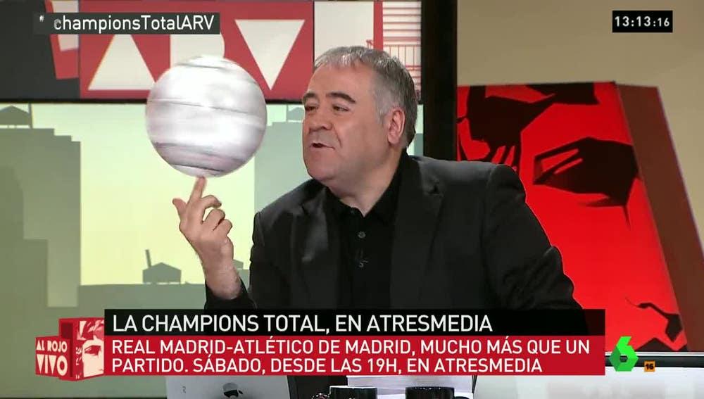 Ferreras balón