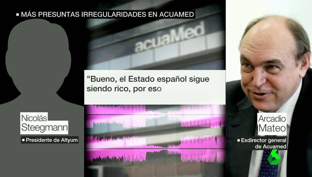 Más presuntas irregularidades en el caso Acuamed
