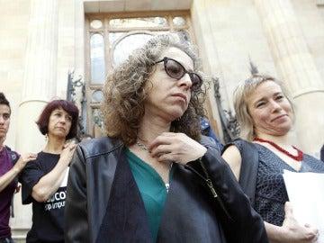 Ester Quintana, tras conocer la sentencia del caso