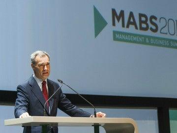 Silvio González, consejero delegado de Atresmedia, en el MABS 2016