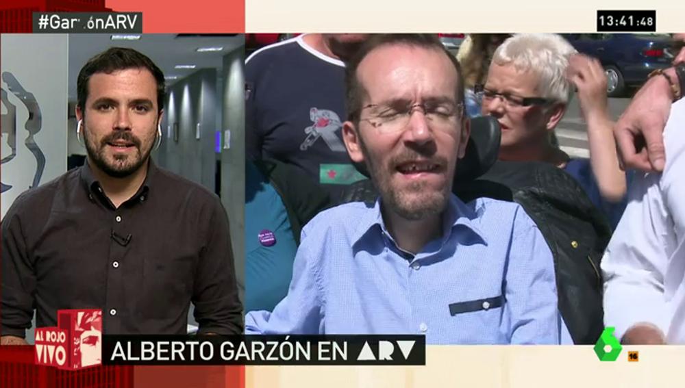 Alberto Garzón, ARV