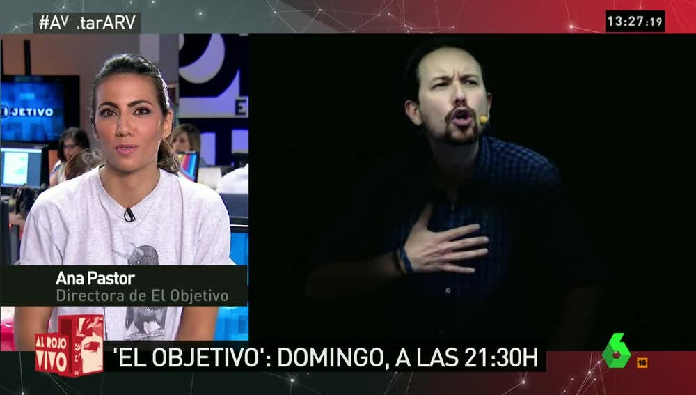 Ana Pastor, sobre Pablo Iglesias