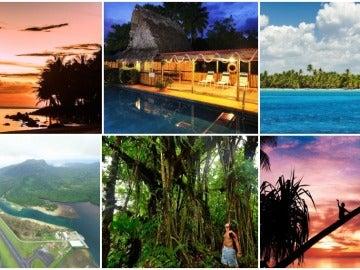 Millonario por sorteo o cómo conseguir un resort paradisiaco en Micronesia por 49 dólares