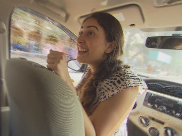 Una joven hindú en 'Pekín Express'