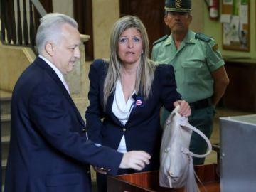 Ana Hermoso, exalcaldesa de Bormujos