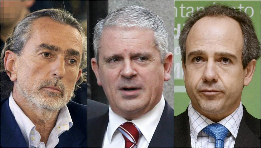 Correa, Crespo y González Panero