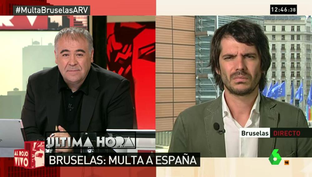 "Frame 0.0 de: Urtasun: ""Luis de Guindos nos mintió en campaña electoral, multa va a haber seguro"""
