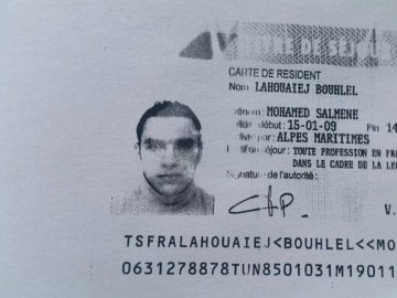 Mohamed Lahouaiej Bouhlel, el presunto terrorista de Niza