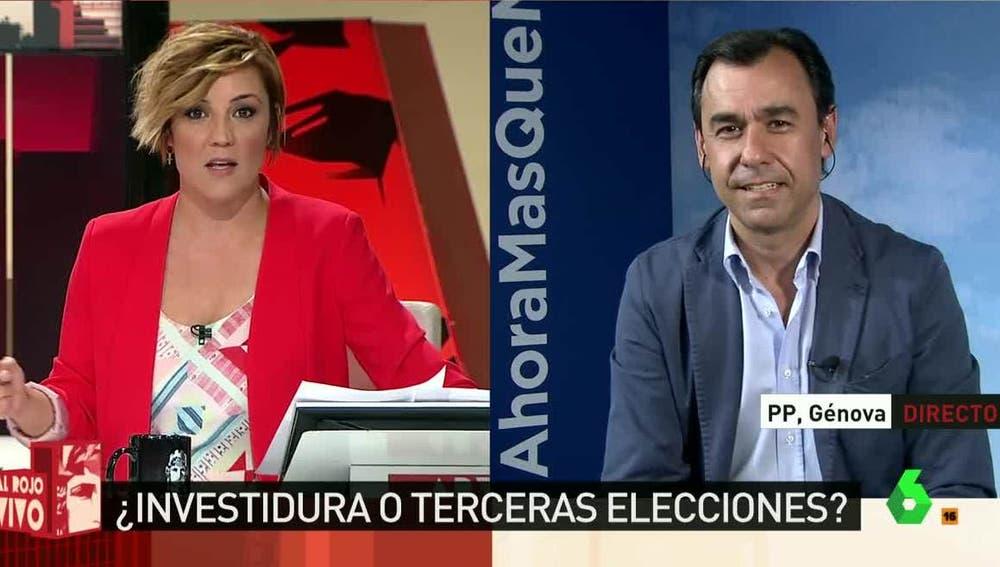Fernando Martínez-Maillo, en Al Rojo Vivo