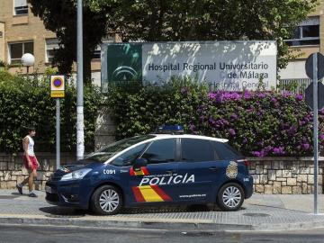 Policía Nacional en Málaga