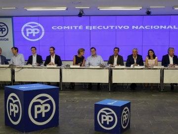 Comité Ejecutivo Nacional de PP