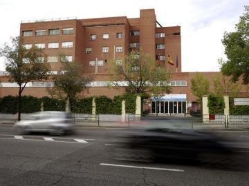 Vista del Hospital Carlos III de Madrid