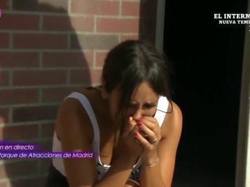 Cristina Pedroche se repone del susto