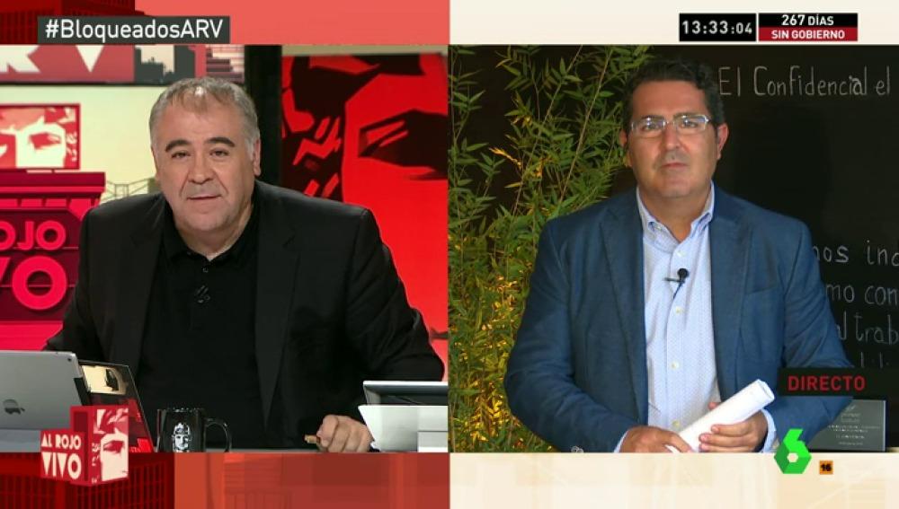 """Agustín Marco: """"Los vicios del pasado siguen presentes, el PP renueva a la exmujer de Rato al frente de Paradores"""""""