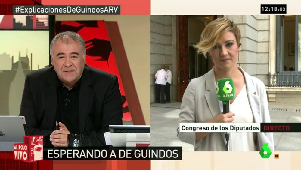 """Pardo: """"Hay muchísima tensión interna en el PP. Existen tres facturas por los casos de Soria, Valdeón y Barberá"""""""