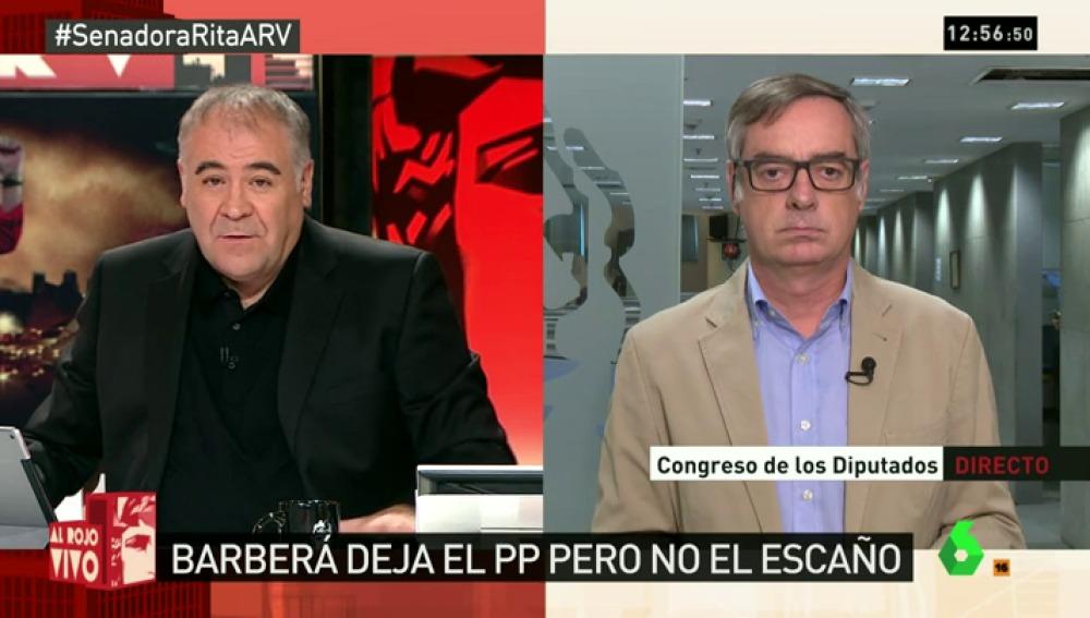 """Villegas: """"Si el PP sigue aplicando las medidas del acuerdo y viene con votos suficientes, Ciudadanos estará ahí"""""""