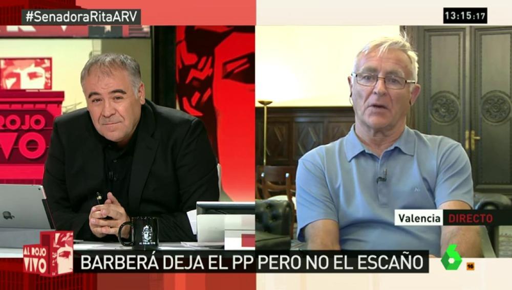 """Joan Ribó: """"Estamos ante el final de una época oscura que ha perjudicado profundamente a Valencia"""""""