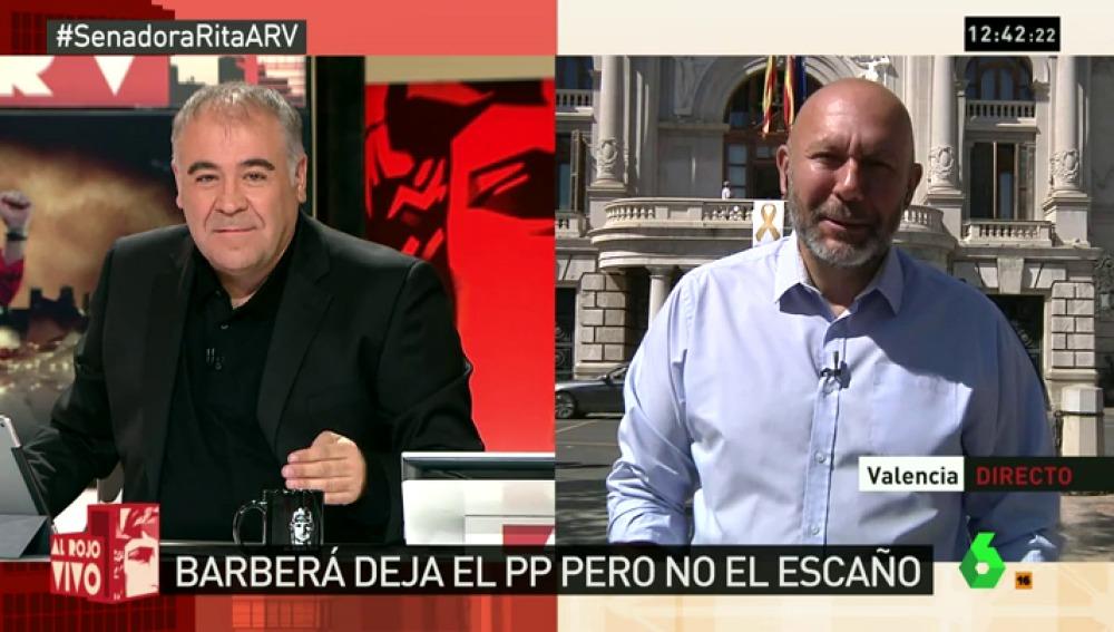 """Ricardo Sixto, diputado de IU: """"Rajoy es el presidente inocente y tontorrón al que todos engañan"""