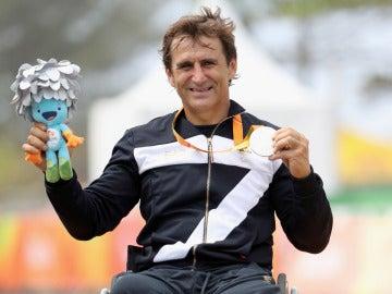 Alex Zanardi, atleta paralímpico