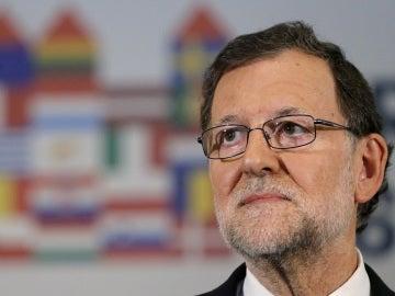 Mariano Rajoy en Bratislava
