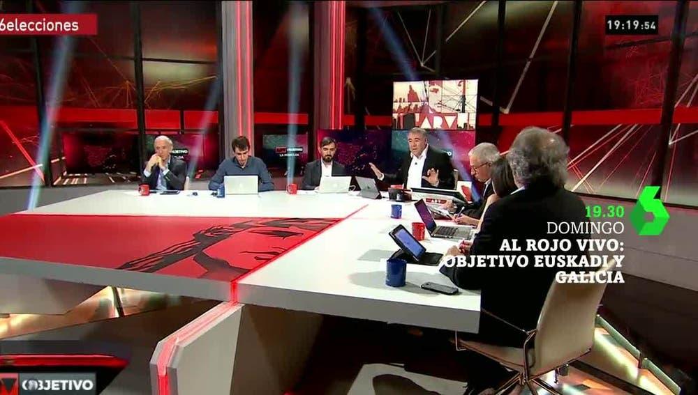 Especial Al Rojo Vivo: objetivo Euskadi y Galicia